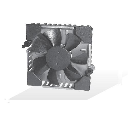 技术解析:涡轮风扇提高散热原理分析